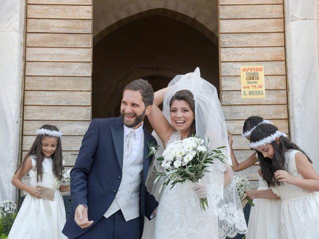 Il matrimonio di Matteo e Mariasole a Manfredonia, Foggia 38