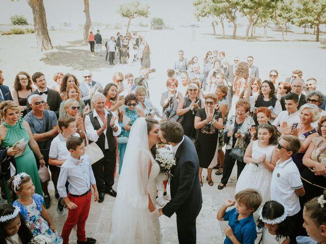 Il matrimonio di Matteo e Mariasole a Manfredonia, Foggia 39