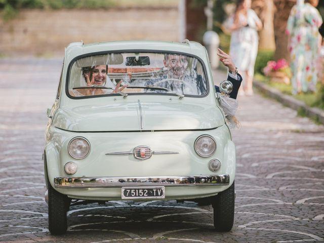 Il matrimonio di Gianluca e Daniela a Castellammare di Stabia, Napoli 65