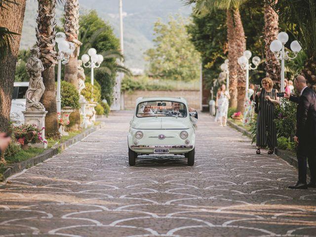 Il matrimonio di Gianluca e Daniela a Castellammare di Stabia, Napoli 66