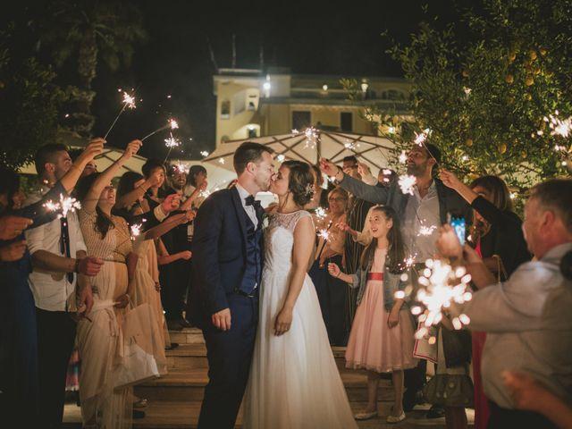 Il matrimonio di Gianluca e Daniela a Castellammare di Stabia, Napoli 92