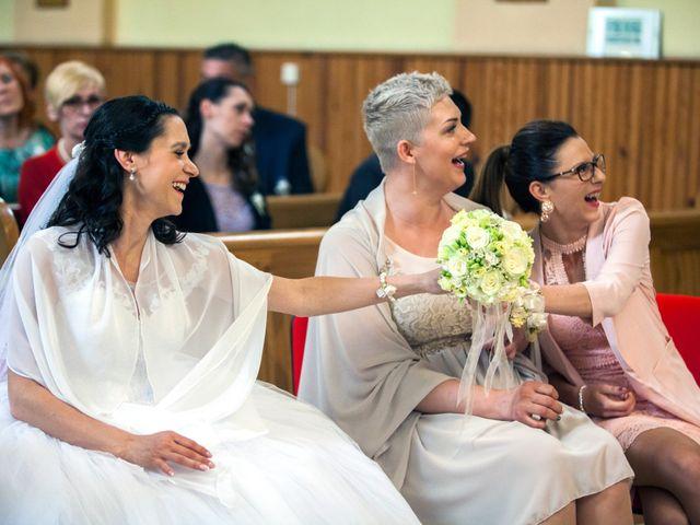 Il matrimonio di Sinica e Martina a Venezia, Venezia 11