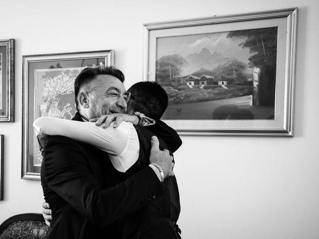 Il matrimonio di Francesco e Deysireé a Calimera, Lecce 6