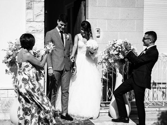 Il matrimonio di Francesco e Deysireé a Calimera, Lecce 17