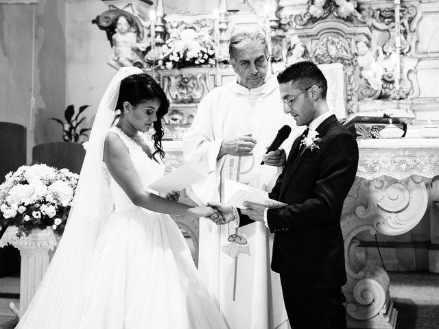 Il matrimonio di Francesco e Deysireé a Calimera, Lecce 24