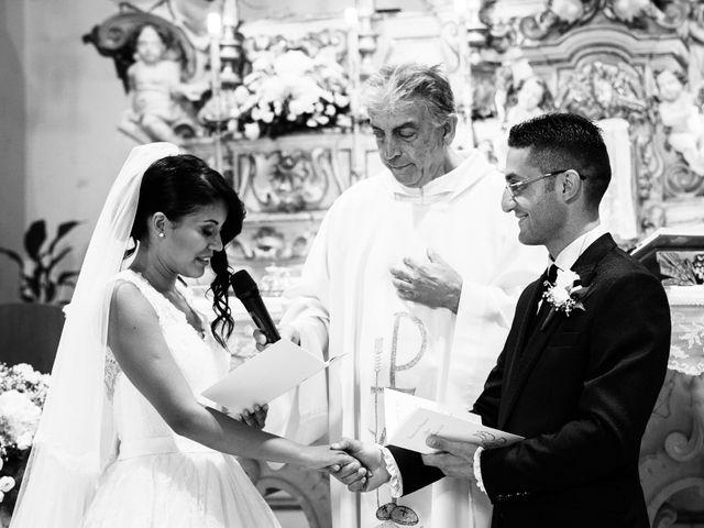Il matrimonio di Francesco e Deysireé a Calimera, Lecce 25
