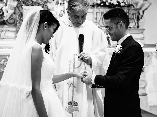 Il matrimonio di Francesco e Deysireé a Calimera, Lecce 28