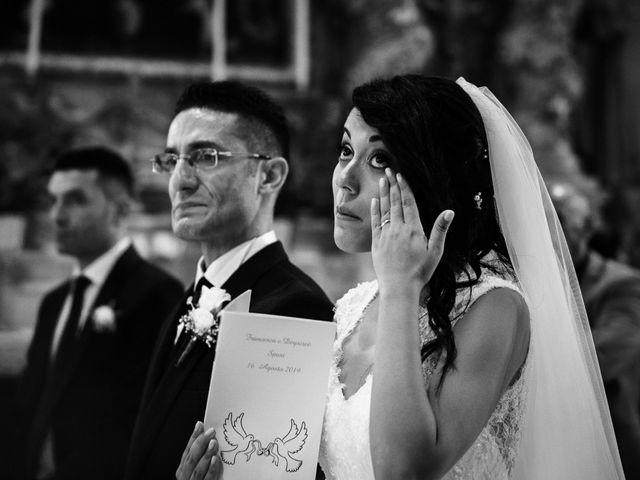 Il matrimonio di Francesco e Deysireé a Calimera, Lecce 33