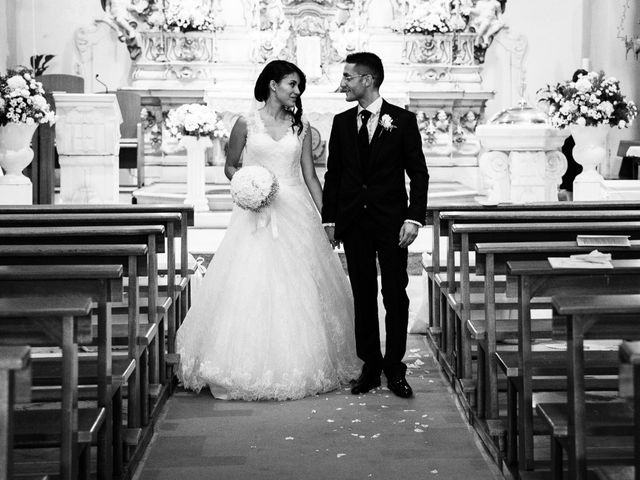 Il matrimonio di Francesco e Deysireé a Calimera, Lecce 34