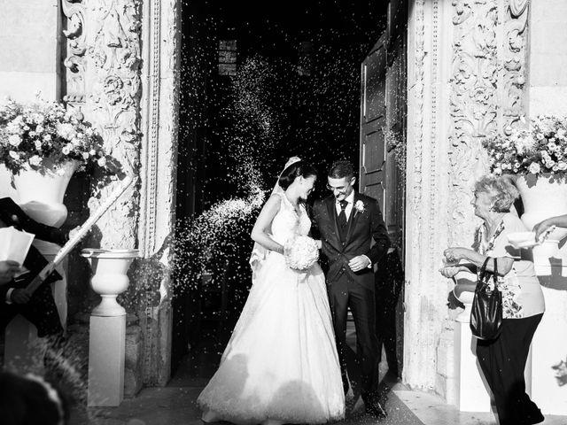 Il matrimonio di Francesco e Deysireé a Calimera, Lecce 35