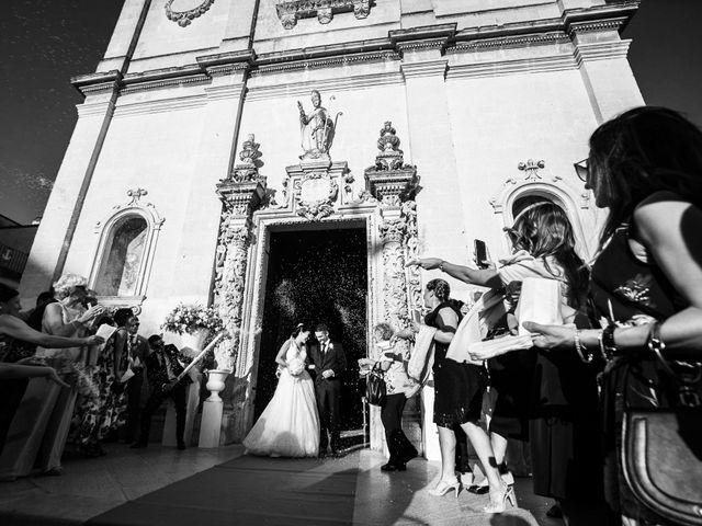 Il matrimonio di Francesco e Deysireé a Calimera, Lecce 36