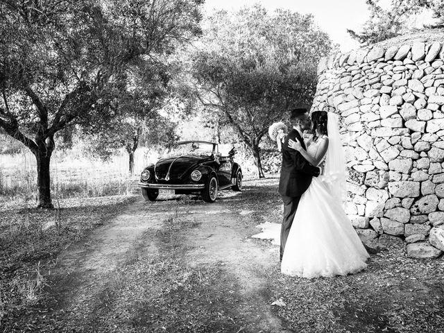 Il matrimonio di Francesco e Deysireé a Calimera, Lecce 39
