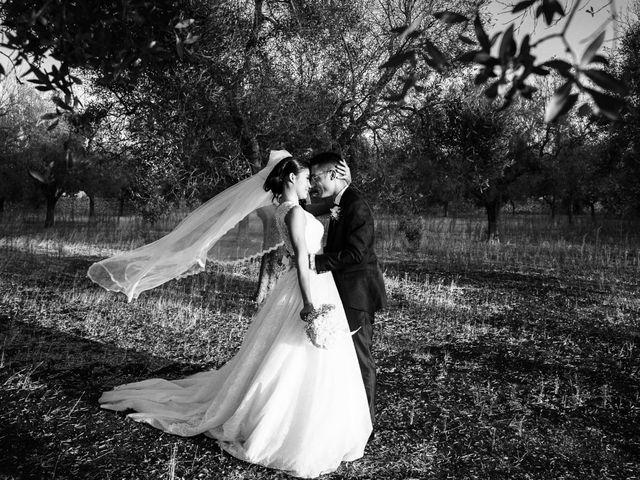 Il matrimonio di Francesco e Deysireé a Calimera, Lecce 40