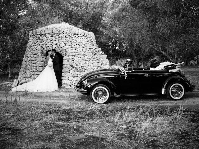 Il matrimonio di Francesco e Deysireé a Calimera, Lecce 41
