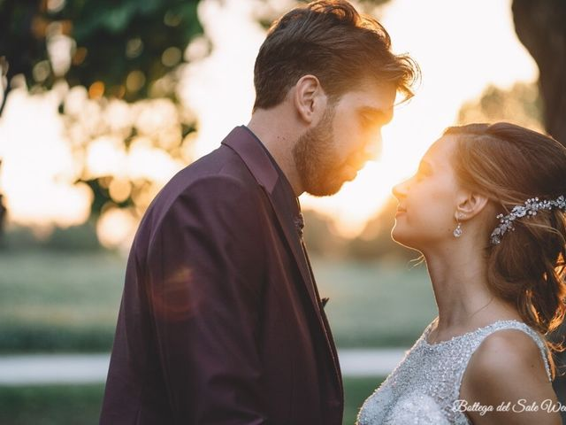 Le nozze di Linda e Gaetano
