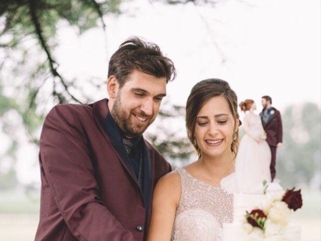 Il matrimonio di Gaetano e Linda a Grumolo delle Abbadesse, Vicenza 27