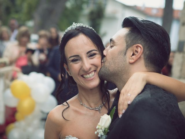 Il matrimonio di Alessandro e Alessia a Rimini, Rimini 35