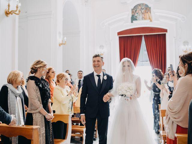 Il matrimonio di Francesco e Imma a Torre del Greco, Napoli 14