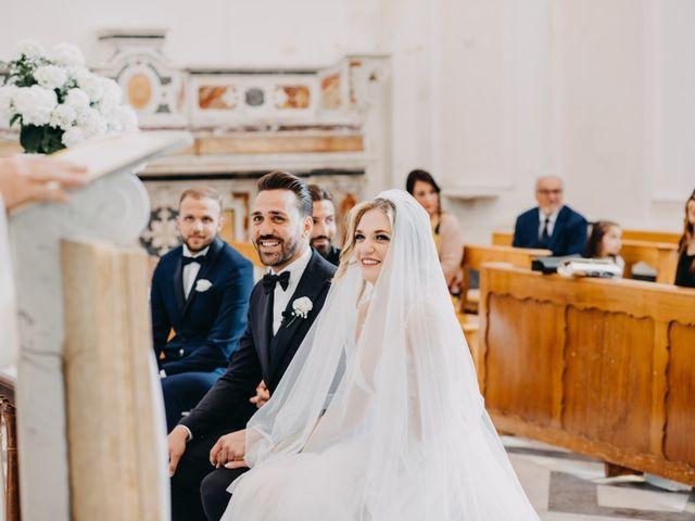 Il matrimonio di Francesco e Imma a Torre del Greco, Napoli 15