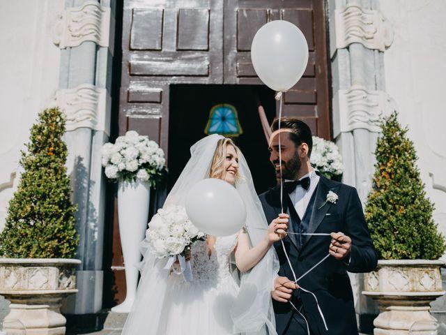 Il matrimonio di Francesco e Imma a Torre del Greco, Napoli 20