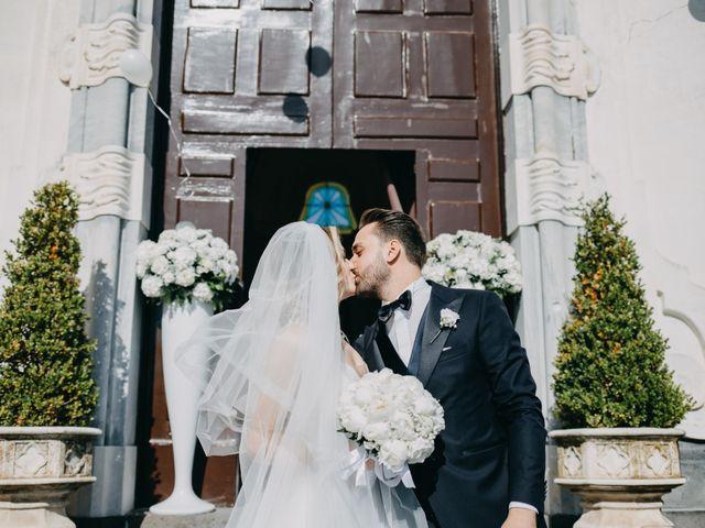 Il matrimonio di Francesco e Imma a Torre del Greco, Napoli 22