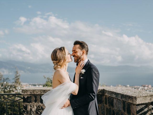 Il matrimonio di Francesco e Imma a Torre del Greco, Napoli 23