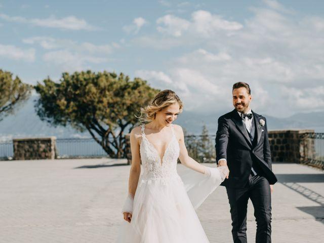 Il matrimonio di Francesco e Imma a Torre del Greco, Napoli 24