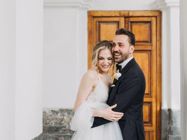 Il matrimonio di Francesco e Imma a Torre del Greco, Napoli 25