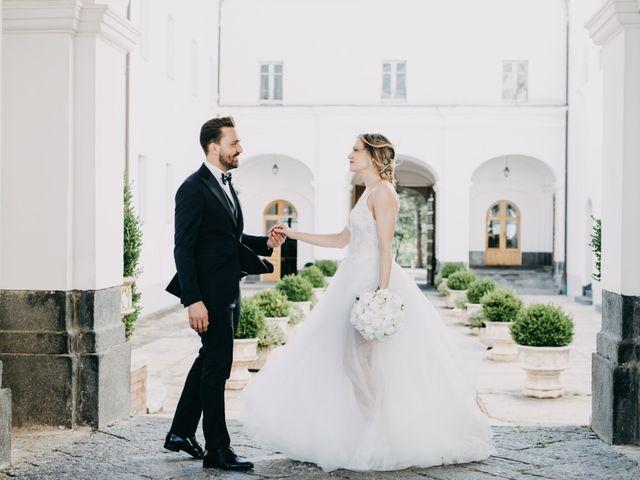 Il matrimonio di Francesco e Imma a Torre del Greco, Napoli 26