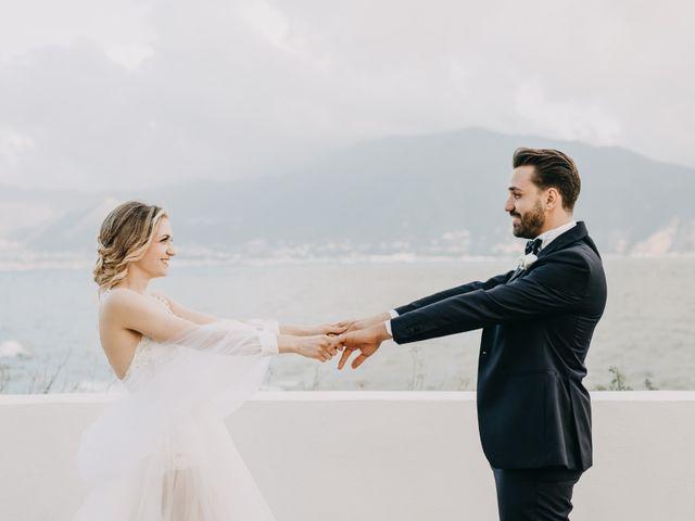 Il matrimonio di Francesco e Imma a Torre del Greco, Napoli 36