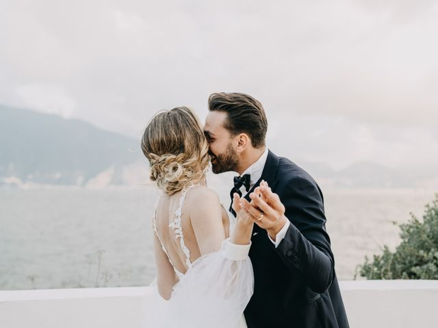 Il matrimonio di Francesco e Imma a Torre del Greco, Napoli 37