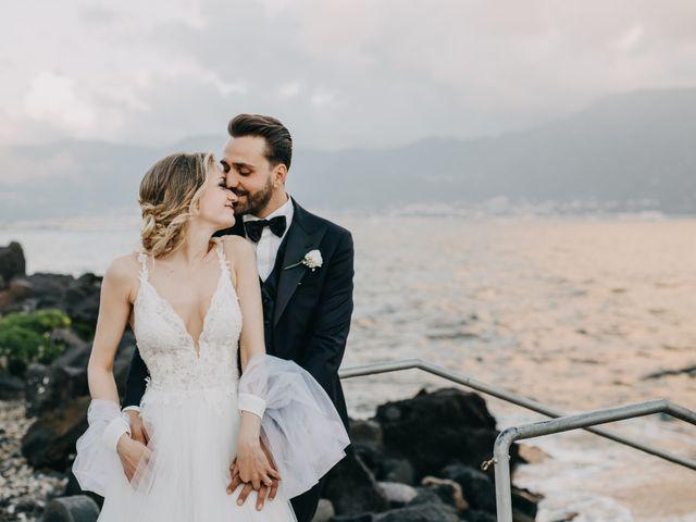 Il matrimonio di Francesco e Imma a Torre del Greco, Napoli 42