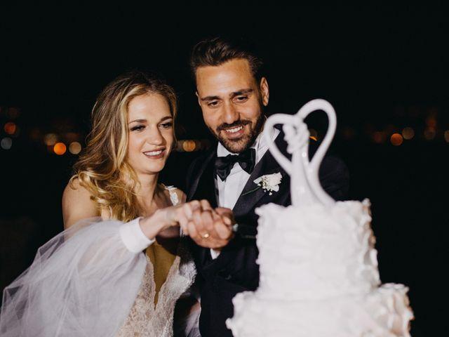Il matrimonio di Francesco e Imma a Torre del Greco, Napoli 53