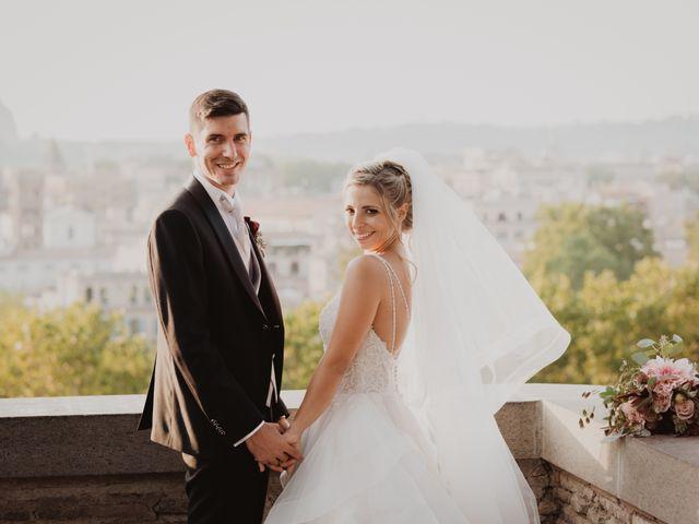 Il matrimonio di Andrea e Giorgia a Roma, Roma 43
