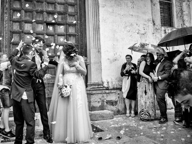 Il matrimonio di Massimo e Eleonora a Oderzo, Treviso 15