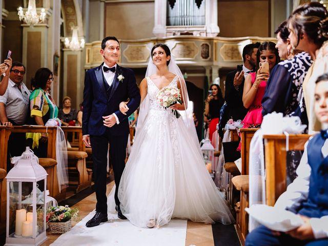 Il matrimonio di Matteo e Ilenia a Civitanova Marche, Macerata 28
