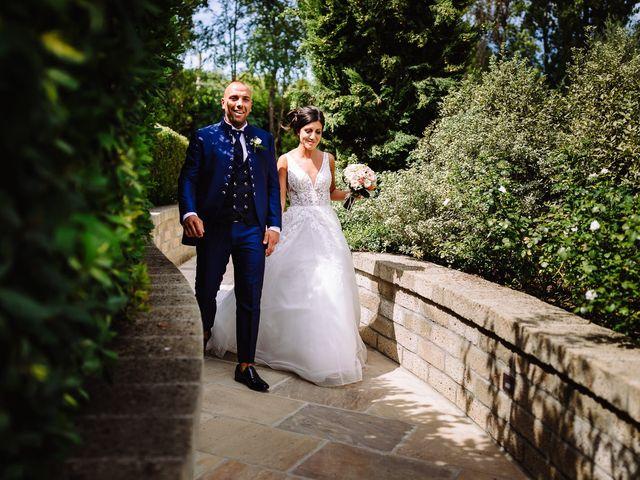 Il matrimonio di Matteo e Ilenia a Civitanova Marche, Macerata 52