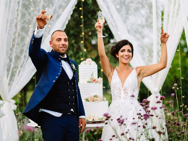 Il matrimonio di Matteo e Ilenia a Civitanova Marche, Macerata 60