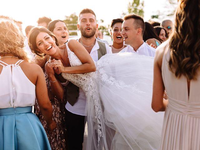 Il matrimonio di Matteo e Ilenia a Civitanova Marche, Macerata 64