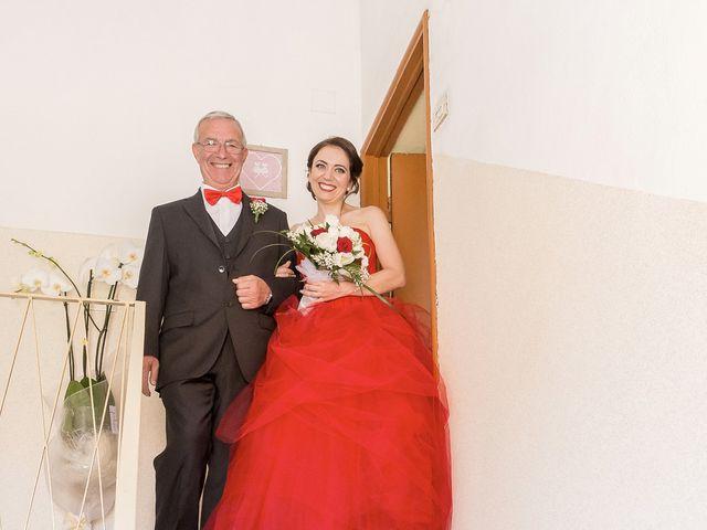 Il matrimonio di Antonino e Daniela a Vidigulfo, Pavia 16