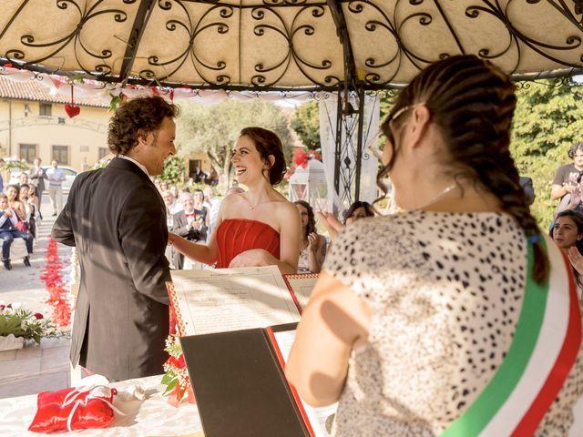 Il matrimonio di Antonino e Daniela a Vidigulfo, Pavia 25