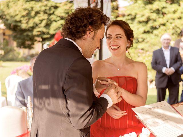 Il matrimonio di Antonino e Daniela a Vidigulfo, Pavia 26