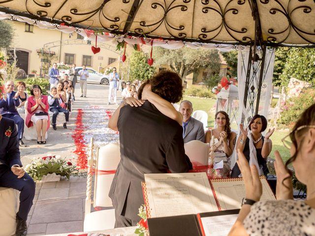 Il matrimonio di Antonino e Daniela a Vidigulfo, Pavia 27