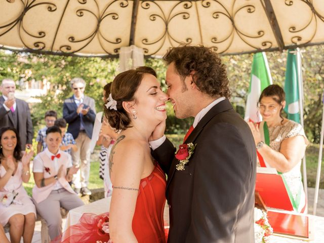Il matrimonio di Antonino e Daniela a Vidigulfo, Pavia 29