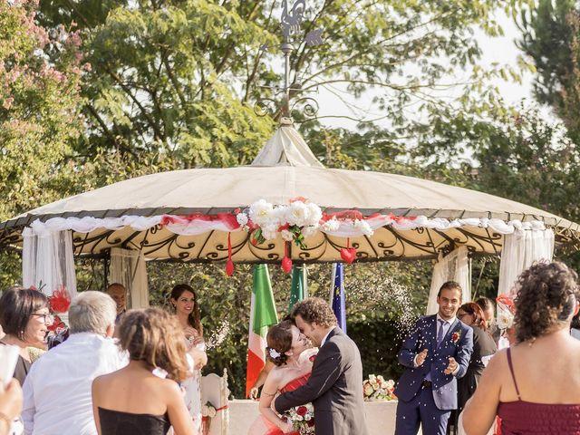 Il matrimonio di Antonino e Daniela a Vidigulfo, Pavia 32