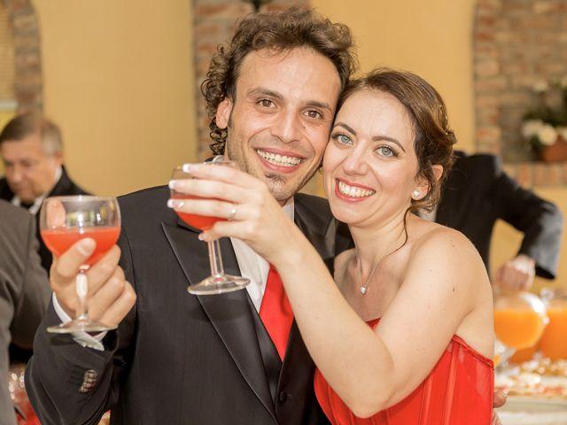 Il matrimonio di Antonino e Daniela a Vidigulfo, Pavia 33