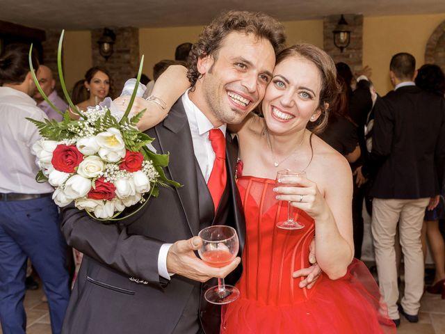 Il matrimonio di Antonino e Daniela a Vidigulfo, Pavia 35