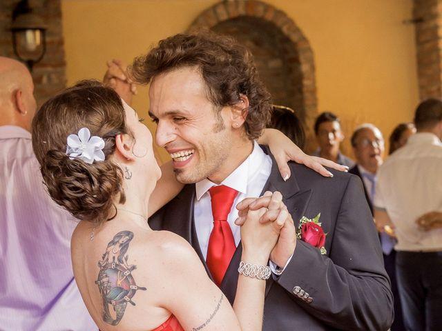 Il matrimonio di Antonino e Daniela a Vidigulfo, Pavia 38