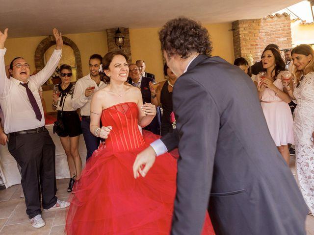 Il matrimonio di Antonino e Daniela a Vidigulfo, Pavia 40