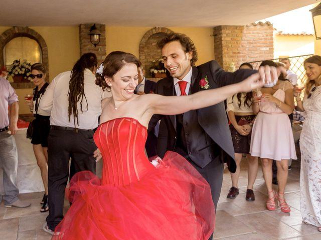 Il matrimonio di Antonino e Daniela a Vidigulfo, Pavia 41
